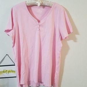 Fashion Bug cute as a button sleep shirt